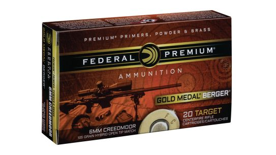 6mm Creedmoor Federal