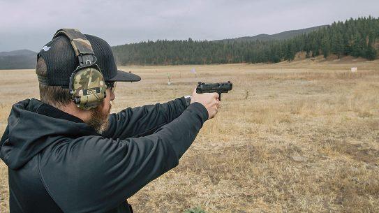 Walther Q5 Match Pistol, gun test