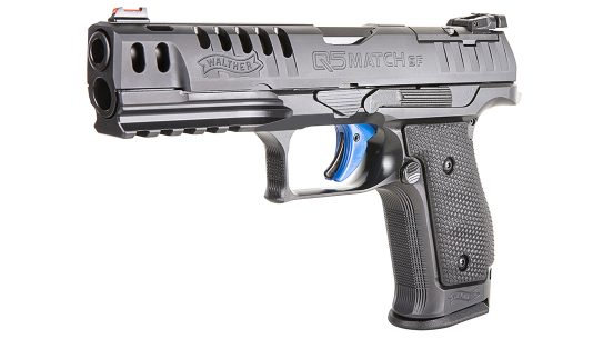 Walther Q5 Match Steel Frame