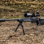 Daniel Defense Delta 5 Review, Daniel Defense Delta 5 Bolt-Action Rifle, left