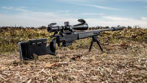 Daniel Defense Delta 5 Review, Daniel Defense Delta 5 Bolt-Action Rifle, right
