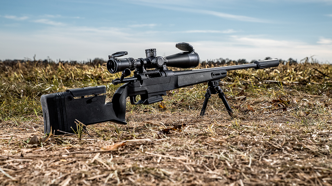 Daniel Defense Delta 5 Review, Daniel Defense Delta 5 Bolt-Action Rifle, right
