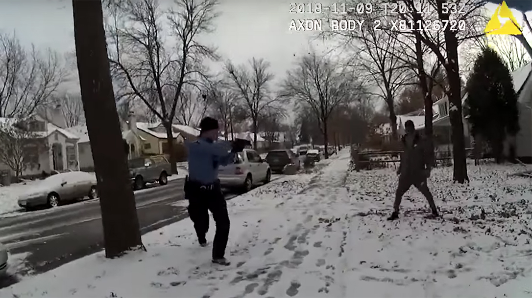Minneapolis Officers Shoot