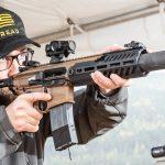 SIG MCX CaneBrake, SIG Sauer MCX Canebrake, .300 BLK Rifle, aim