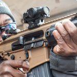 SIG MCX CaneBrake, SIG Sauer MCX Canebrake, .300 BLK Rifle, grip