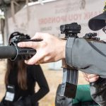 SIG MCX CaneBrake, SIG Sauer MCX Canebrake, .300 BLK Rifle, left