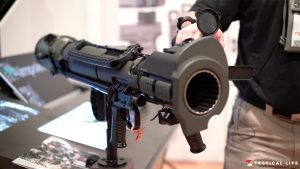 Aimpoint FCS, 84mm Carl Gustaf Recoilless Rifle, SHOT Show 2019
