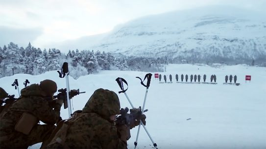 Arctic Training