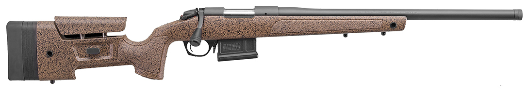 precision bolt rifles