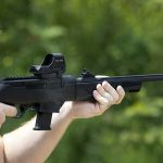 Ruger PC Carbine review, Ruger Pistol Caliber Carbine, shooting