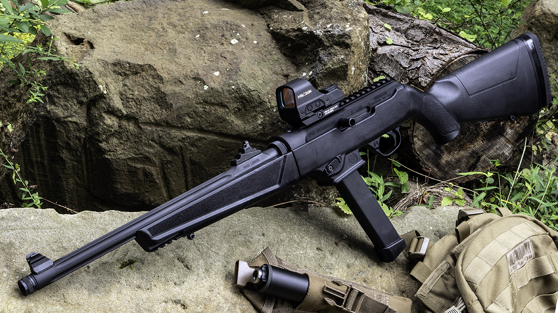 Ruger PC Carbine review, Ruger Pistol Caliber Carbine, field