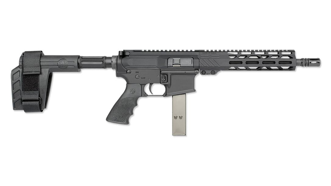 LAR 9 Pistol