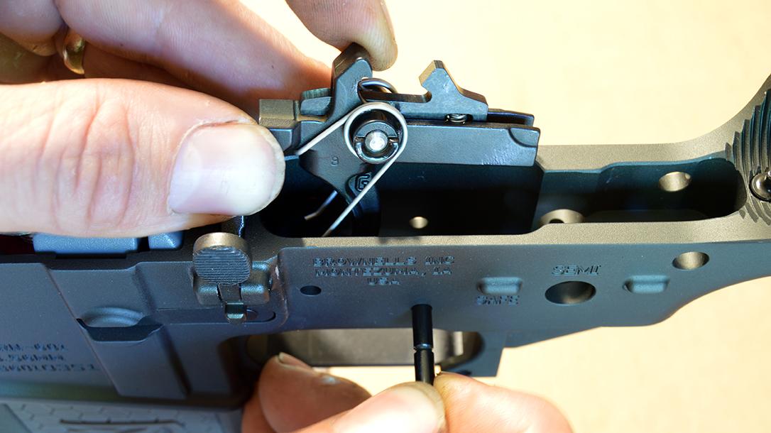 How to Build a Bare-Bones Vietnam AR Using Brownells Retro Parts