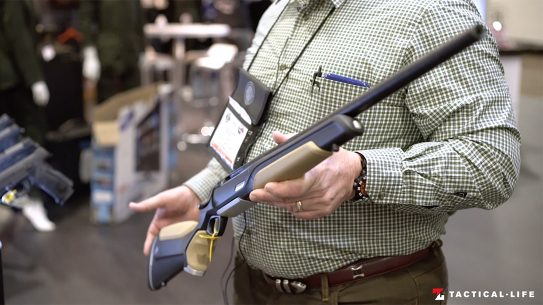 Steyr Monobloc rifle, SHOT Show 2019