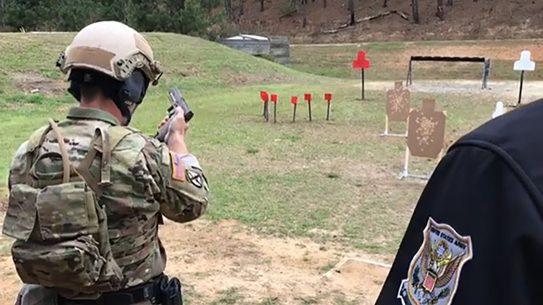 All-Army Championship, Daniel Horner, M17 Pistol