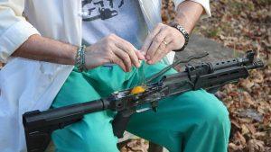 Century Arms AK Pistol, baking ingredients
