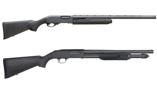 Mossberg 500 vs Remington 870