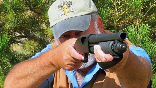 Mossberg 590 Shockwave review