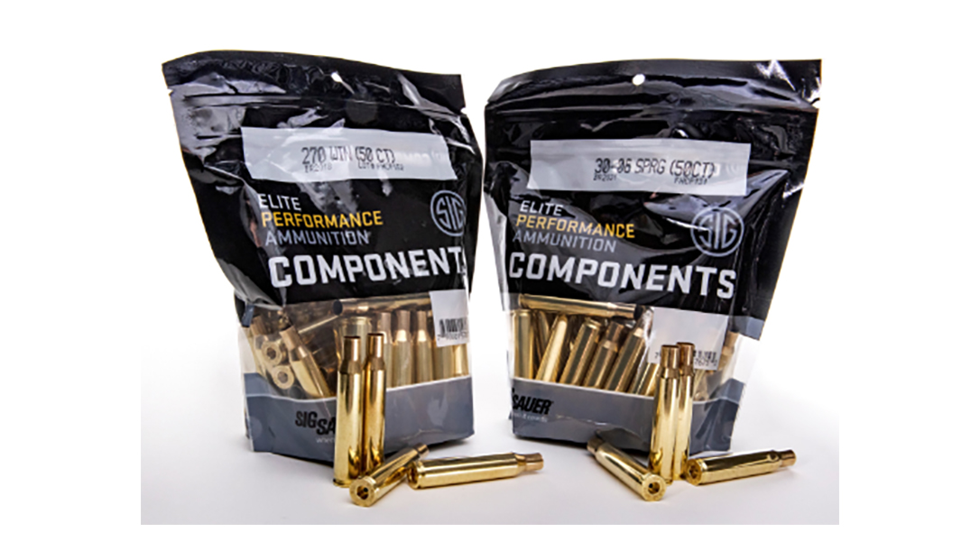 Sig Sauer Component Cases In 270 30 06 Now Available