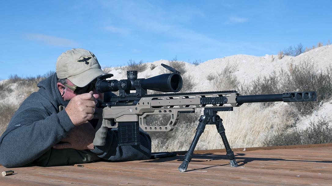 Victrix Armaments scorpio review, lead