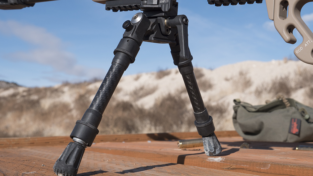 Modular Evolution Bipod, rifle review