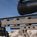 Victrix Armaments scorpio review, handguard