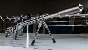 The Fix by Q, Q Centerfire Rifles, Kevin Brittingham rifle