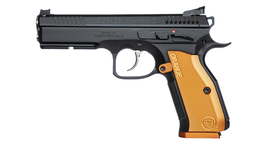CZ Shadow 2 Orange