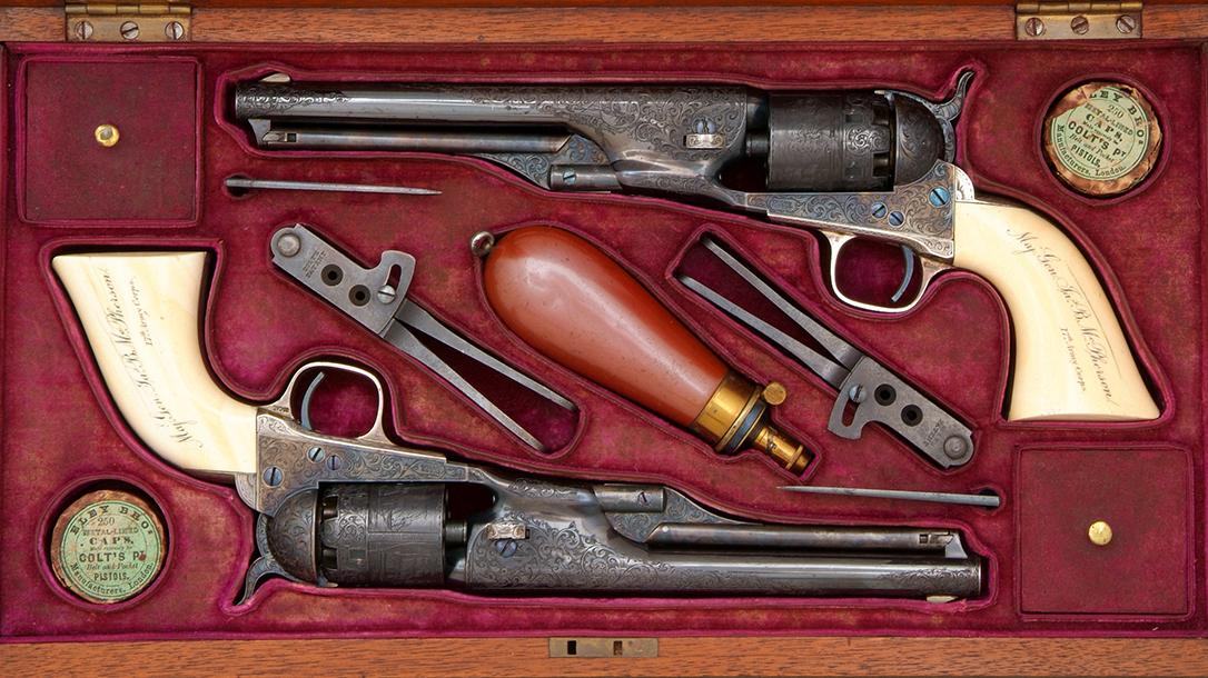 36 Caliber Pistol