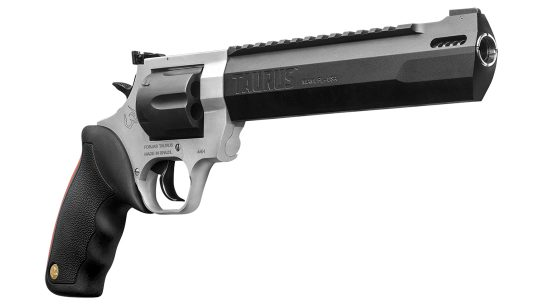 Taurus Raging Hunter, The Raging Hunter in .357 Magnum, lead