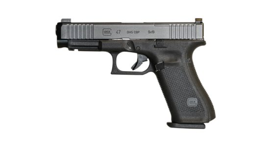 Glock 47 Pistol, G47 Pistol revealed