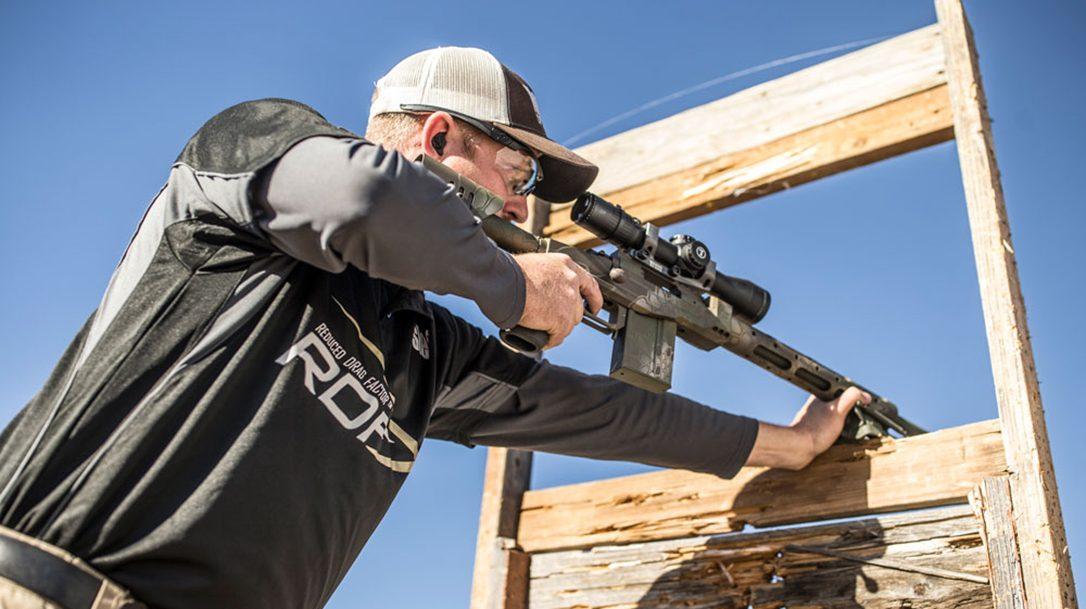 RDF 6mm Shooting