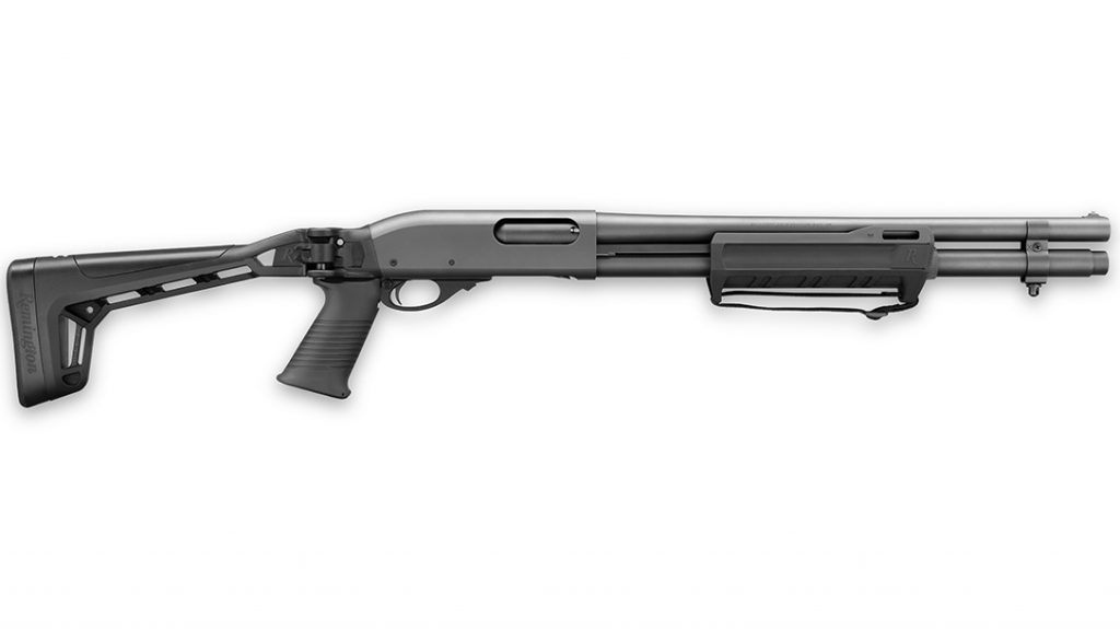 Remington 870 Side Folder