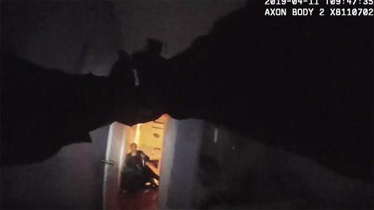 Richmond Cops Kill Man Attacking Family