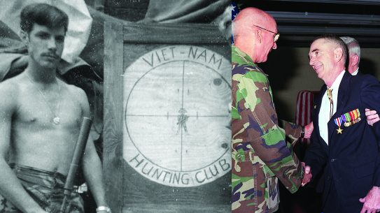 Carlos Hathcock, Sniper Carlos Hathcock, Vietnam