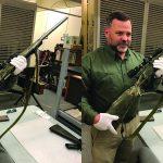 Marine Corps firearms, legendary guns, Remington 700 M-40A1