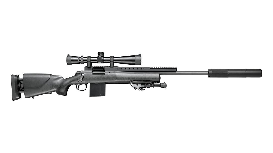 Remington Defense Model 700P USR, Urban Sniper Rifle