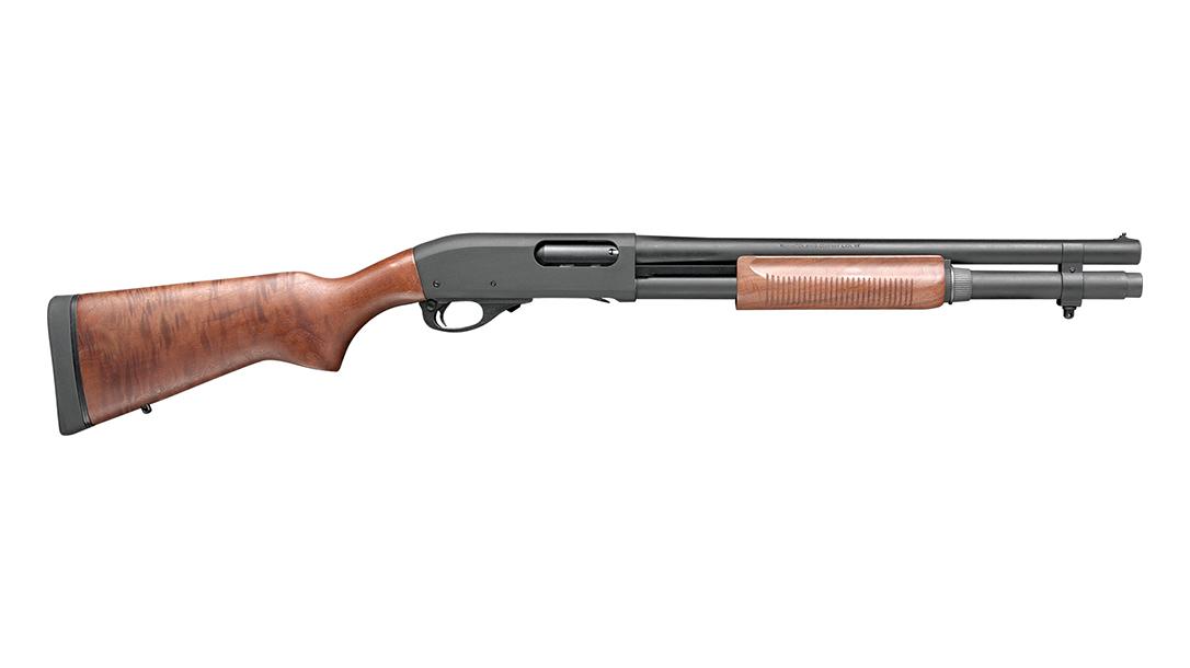 Remington Defense 870 Police Shotgun Bead Sight Walnut