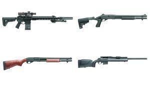 Remington Defense firearms, Civilian Market, Commercial Release