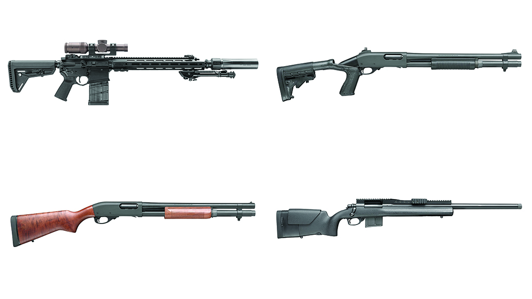 Remington Defense firearms, Civilian Market, Commercial Release