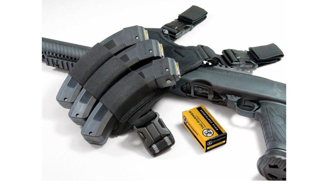 Tac-Hammer Triple Mag MOLLE/Belt