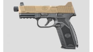 Exclusive Davidson's FN 509 Tactical