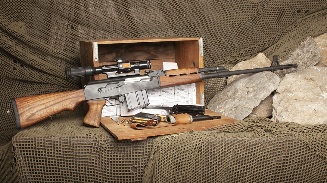 Century Arms M76 Sporter