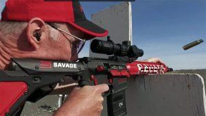 Patrick Kelley explains position shooting