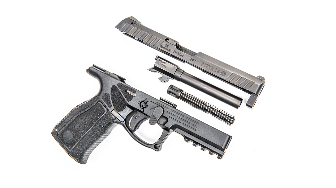 Next-Gen Steyrs: Pairing the Steyr L9-A2 MF With the Steyr