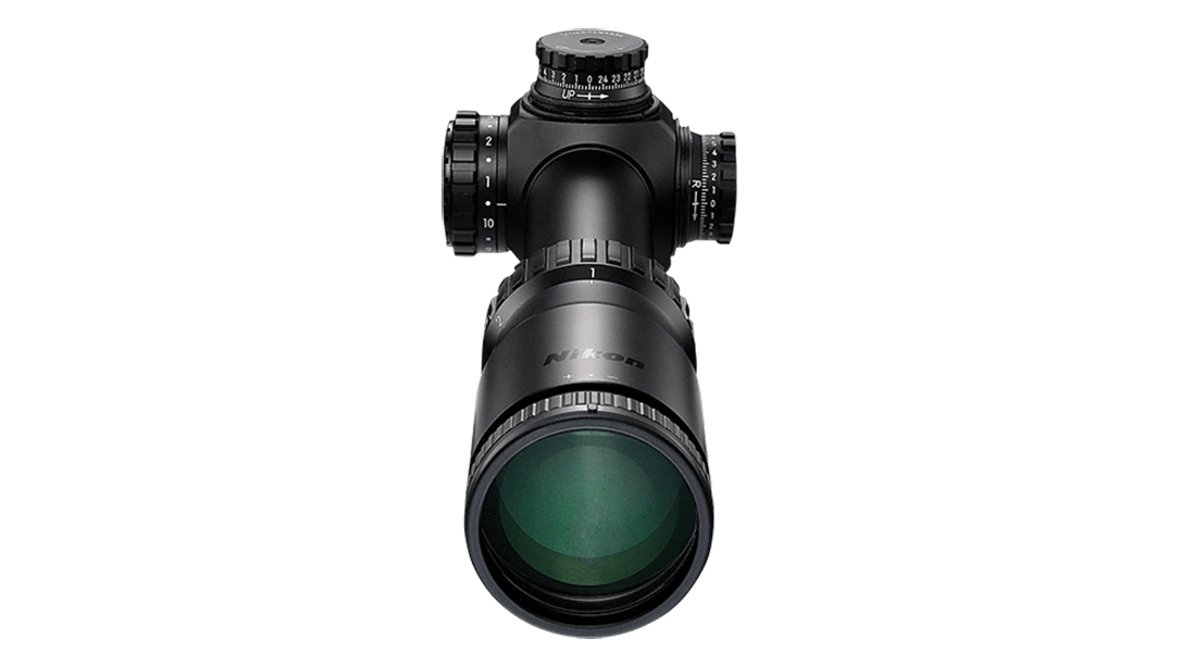 Nikon Black Force 100 Objective