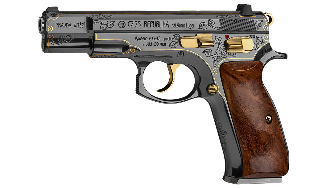 CZ 75 Republika went for $41,500K at auction
