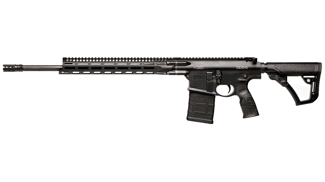 Daniel Defense adds .260 Rem. to DD5 rifle line