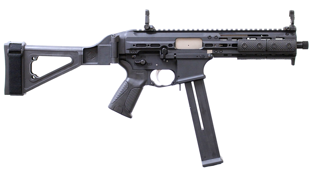 LWRCI SMG-45 Full Length