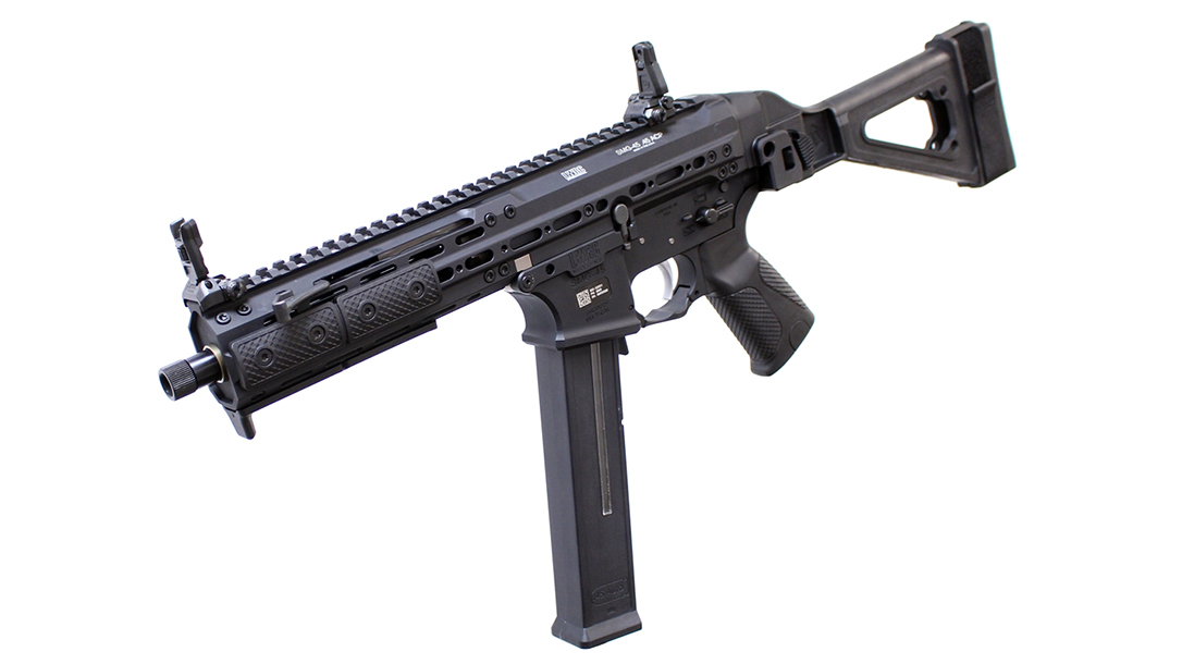 LWRCI SMG-45 Angle